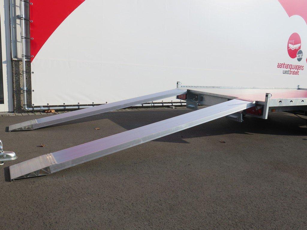 Anssems autotransporter 405x200cm 3000kg Aanhangwagens XXL West Brabant 2.0 oprijplaten Aanhangwagens XXL West Brabant