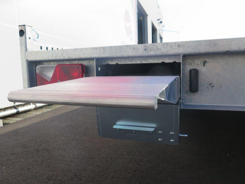Anssems autotransporter 405x200cm 3000kg Aanhangwagens XXL West Brabant 2.0 sledes Aanhangwagens XXL West Brabant