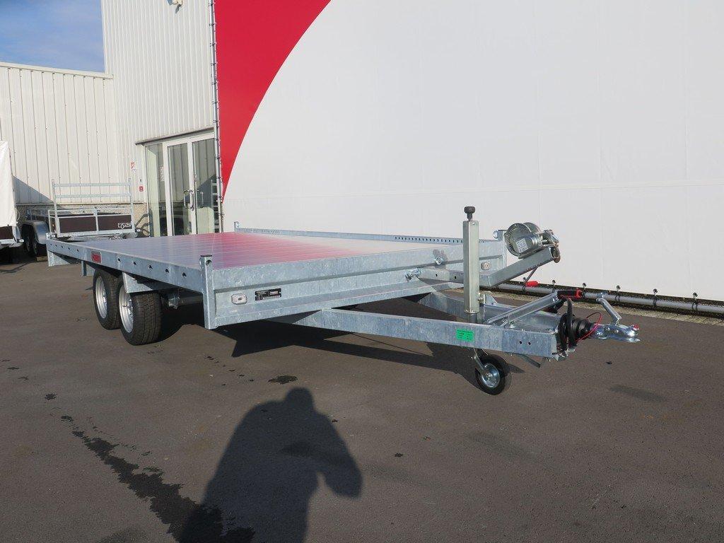 Anssems autotransporter 405x200cm 3000kg Aanhangwagens XXL West Brabant 2.0 voorkant Aanhangwagens XXL West Brabant