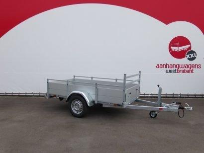 Anssems enkelas aanhanger 251x130cm 1350kg alu Aanhangwagens XXL West Brabant 2.0 hoofd Aanhangwagens XXL West Brabant
