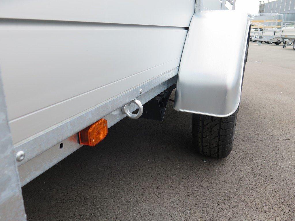 Anssems tandemas aanhanger 301x150cm 2500kg alu Aanhangwagens XXL West Brabant 2.0 bindoog Aanhangwagens XXL West Brabant