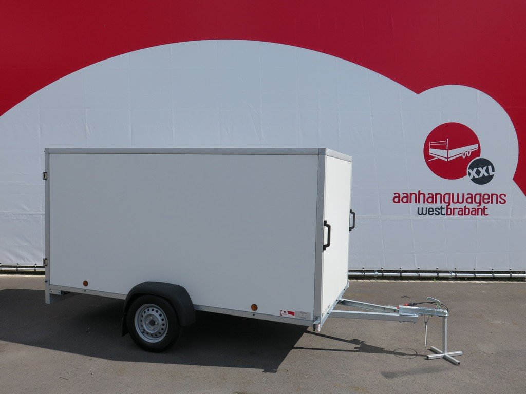 Easyline gesloten surfaanhangwagen 750kg