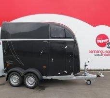 Humbaur Zephir 2 paards paardentrailer Aanhangwagens XXL West Brabant hoofd Aanhangwagens XXL West Brabant