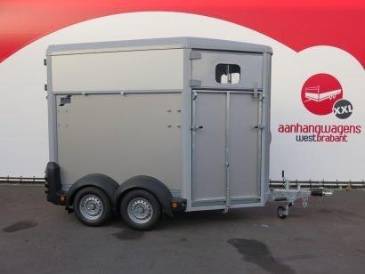 Ifor Williams HB403 1,5 paards paardentrailer Aanhangwagens XXL West Brabant 2.0 hoofd Aanhangwagens XXL West Brabant