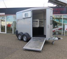 Ifor Williams HB506 2 paards trailer paardentrailers Aanhangwagens XXL West Brabant hoofd