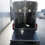 Ifor Williams HB511 2 paards paardentrailer Aanhangwagens XXL West Brabant 2.0 achter open