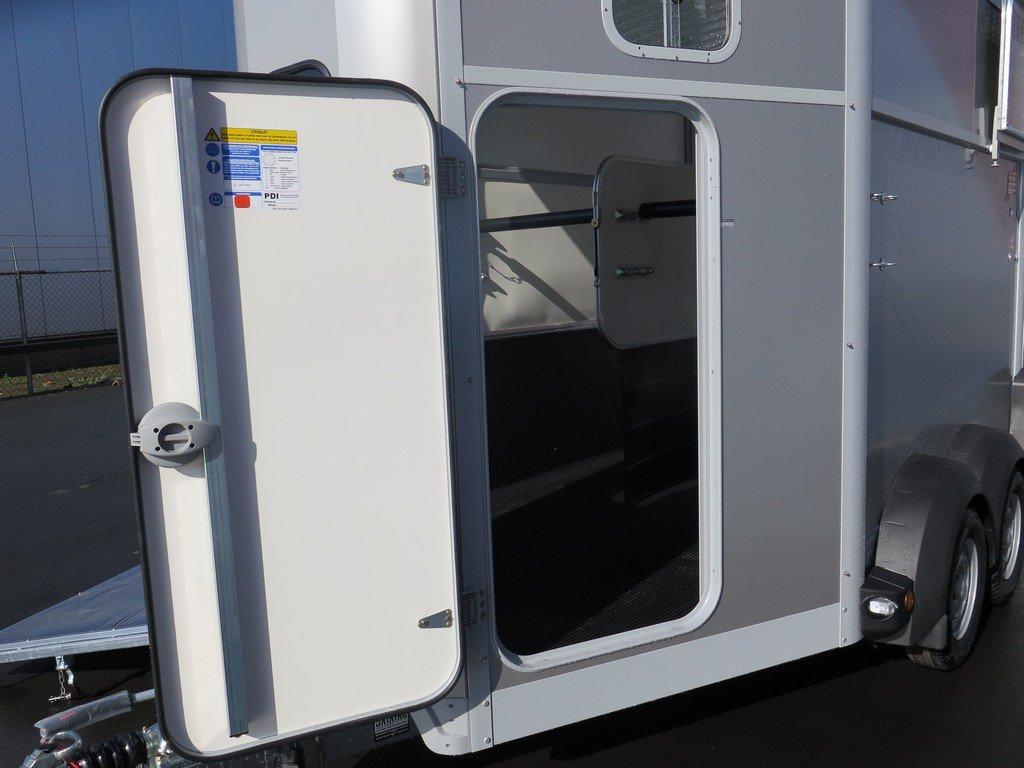 Ifor Williams HB511 2 paards paardentrailer Ifor Williams HB511 2 paards paardentrailer Aanhangwagens XXL West Brabant 2.0 verzorgingsdeur