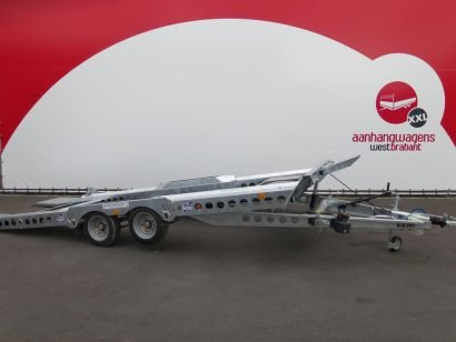 Ifor Williams autotransporter 510x230cm 3500kg Aanhangwagens XXL West Brabant 2.0 hoofd Aanhangwagens XXL West Brabant