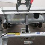 Ifor Williams autotransporter 510x230cm 3500kg Aanhangwagens XXL West Brabant 2.0 hydraulisch kantelbaar Aanhangwagens XXL West Brabant
