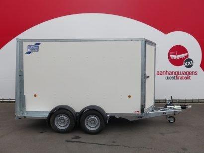 Ifor Williams gesloten aanhanger 303x147x183cm 2700kg Aanhangwagens XXL West Brabant 2.0 hoofd