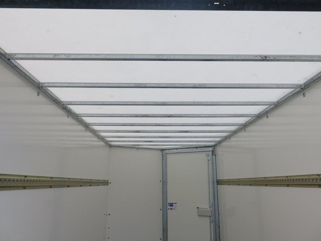 Ifor Williams gesloten aanhanger 364x173x214cm 3500kg Aanhangwagens XXL West Brabant 2.0 binnenkant Aanhangwagens XXL West Brabant