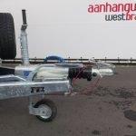Ifor Williams gesloten aanhanger 364x173x214cm 3500kg Aanhangwagens XXL West Brabant 2.0 dissel Aanhangwagens XXL West Brabant