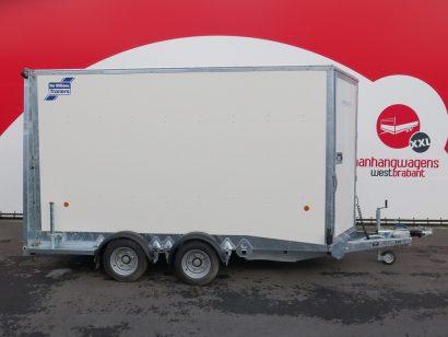 Ifor Williams gesloten aanhanger 364x173x214cm 3500kg Aanhangwagens XXL West Brabant 2.0 hoofd