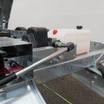 Ifor Williams kipper 362x195cm 3500kg Aanhangwagens XXL West Brabant 2.0 noodpomp