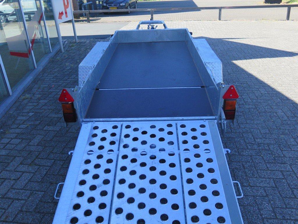 Ifor Williams machinetransporter 300x155cm 3500kg Aanhangwagens XXL West Brabant 2.0 laadvloer Aanhangwagens XXL West Brabant