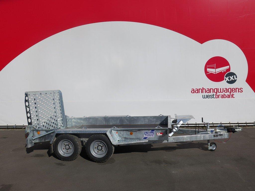 Ifor Williams GH1054 machinetransporter 304x162cm 3500kg Ifor Williams machinetransporter 304x162cm 3500kg Aanhangwagens XXL West Brabant 3.0 hoofd