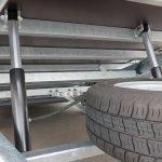 Ifor Williams machinetransporter 477x198cm 3500kg kantelbaar Aanhangwagens XXL West Brabant 2.0 kantelsysteem Aanhangwagens XXL West Brabant