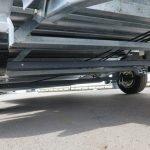 Ifor Williams machinetransporter 477x198cm 3500kg kantelbaar Aanhangwagens XXL West Brabant 2.0 onderstel Aanhangwagens XXL West Brabant