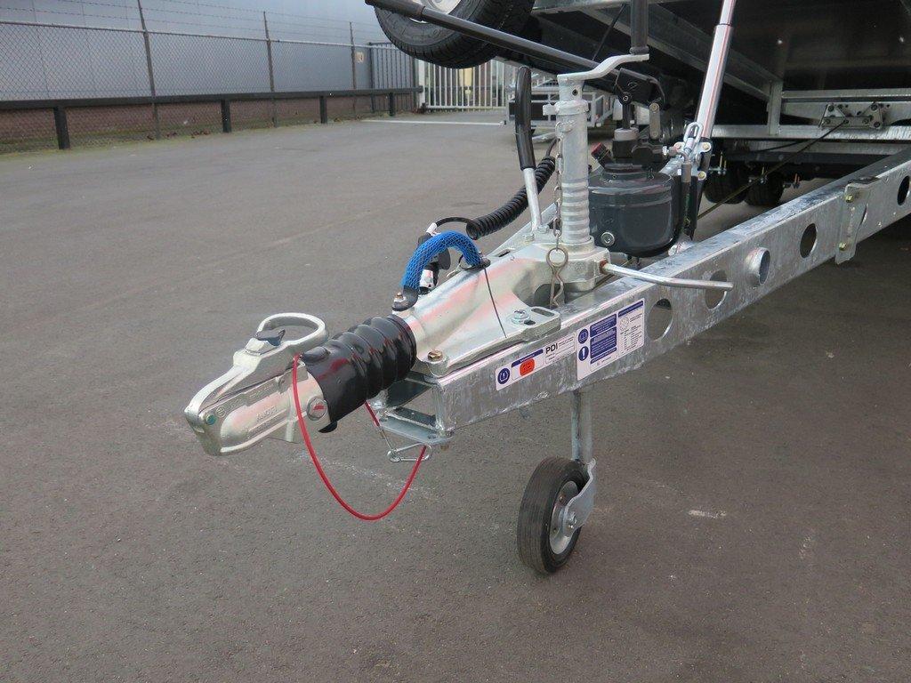 Ifor Williams machinetransporter 550x204cm 3500kg kantelbaar Aanhangwagens XXL West Brabant 3.0 dissel Aanhangwagens XXL West Brabant