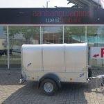 Ifor Williams veetrailer 221x121x112cm Aanhangwagens XXL West Brabant 2.0 hoofd Aanhangwagens XXL West Brabant