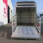 Ifor Williams veetrailer 244x121x153cm 1400kg Ifor Williams veetrailer 244x121x153cm 1400kg Aanhangwagens XXL West Brabant 2.0 achter open