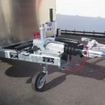 Ifor Williams veetrailer 244x121x153cm 1400kg Ifor Williams veetrailer 244x121x153cm 1400kg Aanhangwagens XXL West Brabant 2.0 dissel