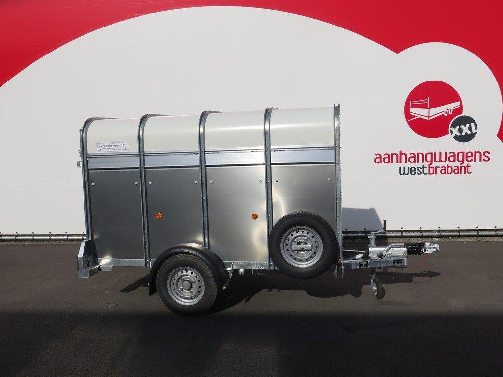 Ifor Williams veetrailer 244x121x153cm 1400kg Ifor Williams veetrailer 244x121x153cm 1400kg Aanhangwagens XXL West Brabant 2.0 hoofd