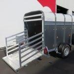 Ifor Williams veetrailer 244x121x153cm 1400kg Ifor Williams veetrailer 244x121x153cm 1400kg Aanhangwagens XXL West Brabant 2.0 oploopklep