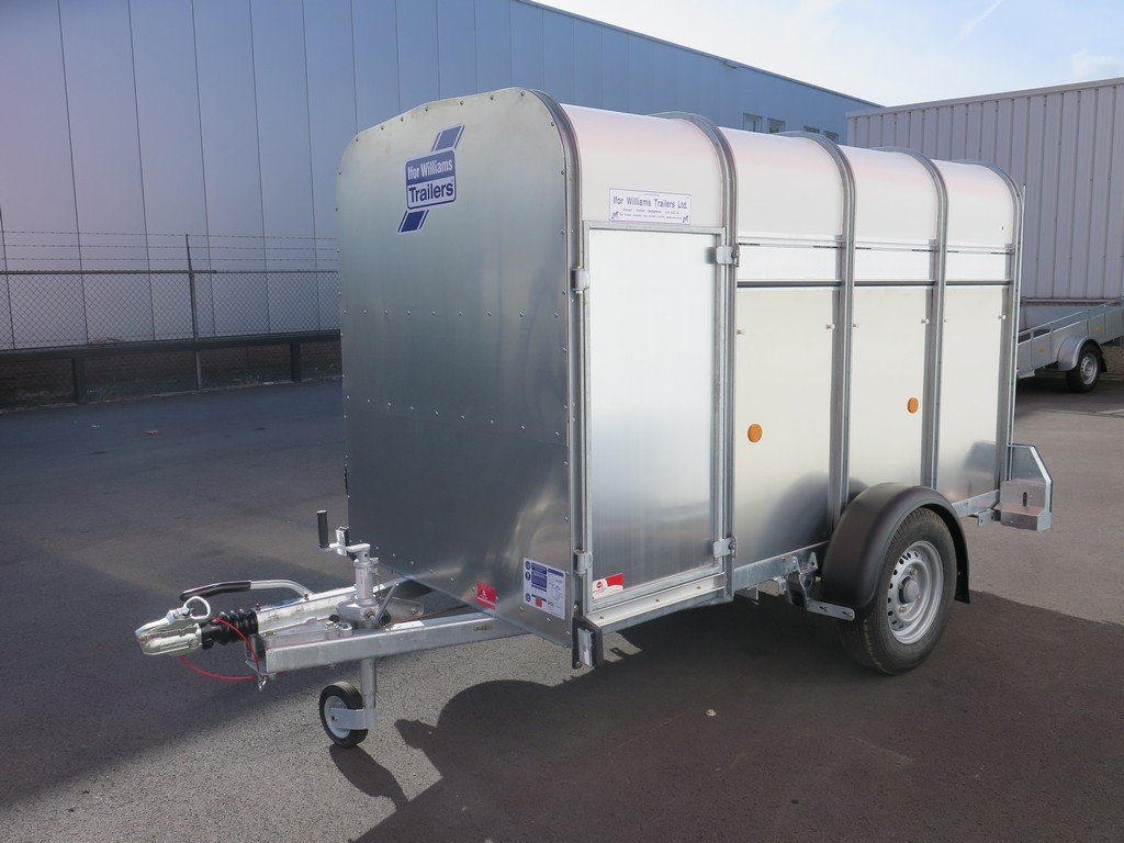 Ifor Williams veetrailer 244x121x153cm 1400kg Ifor Williams veetrailer 244x121x153cm 1400kg Aanhangwagens XXL West Brabant 2.0 overzicht