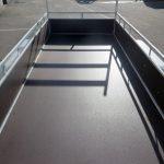 Loady tandemas aanhanger 304x130cm 750kg