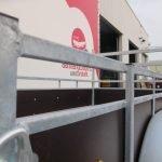 Loady tandemas aanhanger 254x130cm 750kg Aanhangwagens XXL West Brabant 2.0 bindreling Aanhangwagens XXL West Brabant