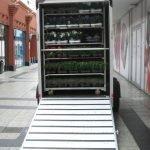 Proline bloemenwagen 304x151x200cm 2500kg proline-bloemenwagen-304x151x200cm-bloemenwagens-aanhangwagens-xxl-west-brabant-beladen-vol