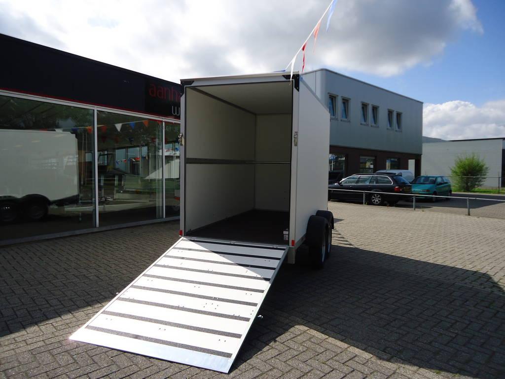 Proline bloemenwagen 304x151x200cm bloemenwagens Aanhangwagens XXL West Brabant geopend