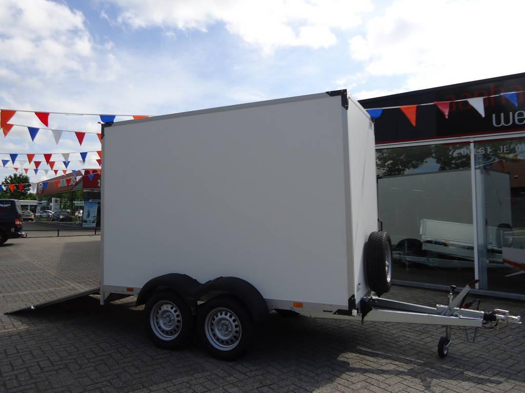 Proline bloemenwagen 304x151x200cm bloemenwagens Aanhangwagens XXL West Brabant hoofd