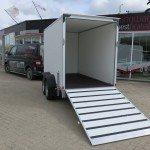 Proline bloemenwagen 304x151x200cm bloemenwagens Aanhangwagens XXL West Brabant laadruimte