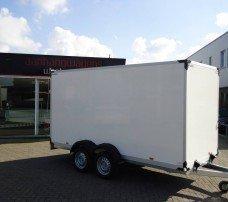 Proline bloemenwagen 407x181x200cm bloemenwagens Aanhangwagens XXL West Brabant hoofd