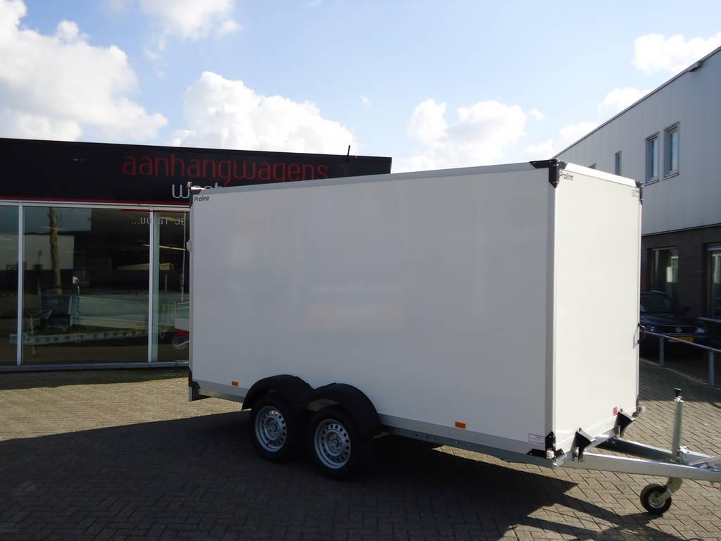 Proline bloemenwagen 407x181x200cm bloemenwagens Aanhangwagens XXL West Brabant hoofd Aanhangwagens XXL West Brabant