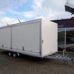 Proline gesloten 606x204x210cm 3000kg gesloten aanhangwagens Aanhangwagens XXL West Brabant hoofd