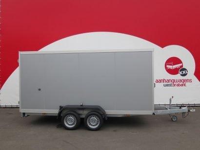 Proline gesloten aanhanger 425x175x190cm 2600kg Aanhangwagens XXL West Brabant hoofd Aanhangwagens XXL West Brabant