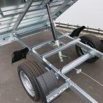 Proline kipper 230x150cm 1500kg Aanhangwagens XXL West Brabant 2.0 cilinder Aanhangwagens XXL West Brabant