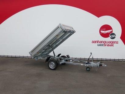 Proline kipper 230x150cm 1500kg Aanhangwagens XXL West Brabant 2.0 hoofd Aanhangwagens XXL West Brabant