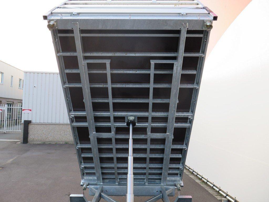 Proline kipper 301x185cm 2700kg Aanhangwagens XXL West Brabant 2.0 bodemondersteuning Aanhangwagens XXL West Brabant