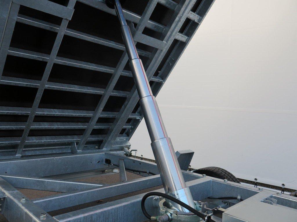Proline kipper 301x185cm 2700kg Aanhangwagens XXL West Brabant 2.0 cilinder Aanhangwagens XXL West Brabant