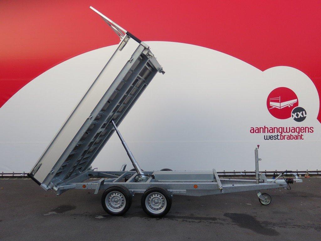 Proline kipper 301x185cm 2700kg Aanhangwagens XXL West Brabant 2.0 hoofd Aanhangwagens XXL West Brabant