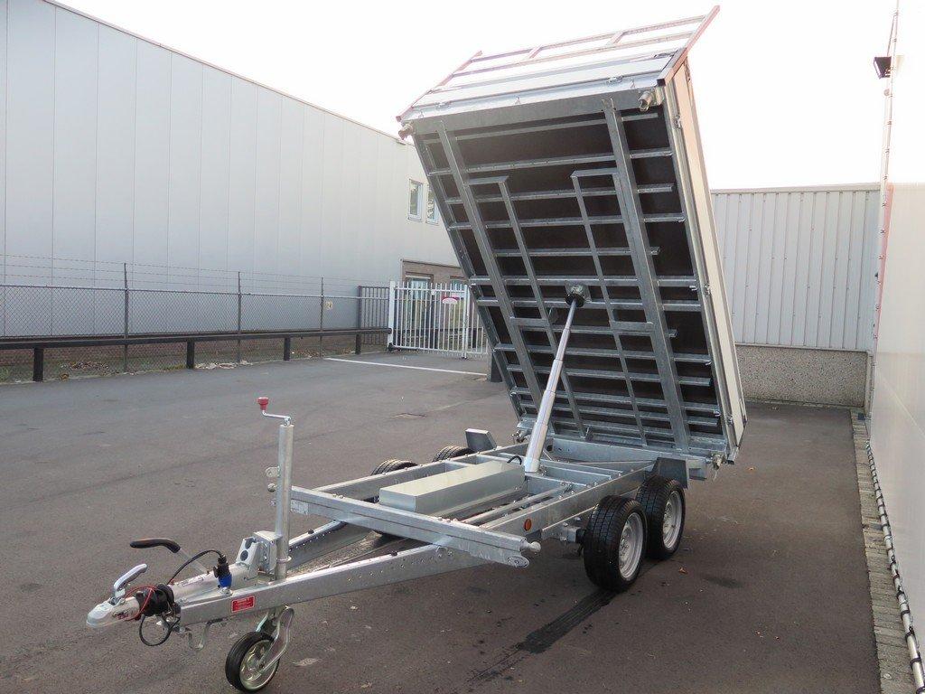 Proline kipper 301x185cm 2700kg Aanhangwagens XXL West Brabant 2.0 overzicht Aanhangwagens XXL West Brabant