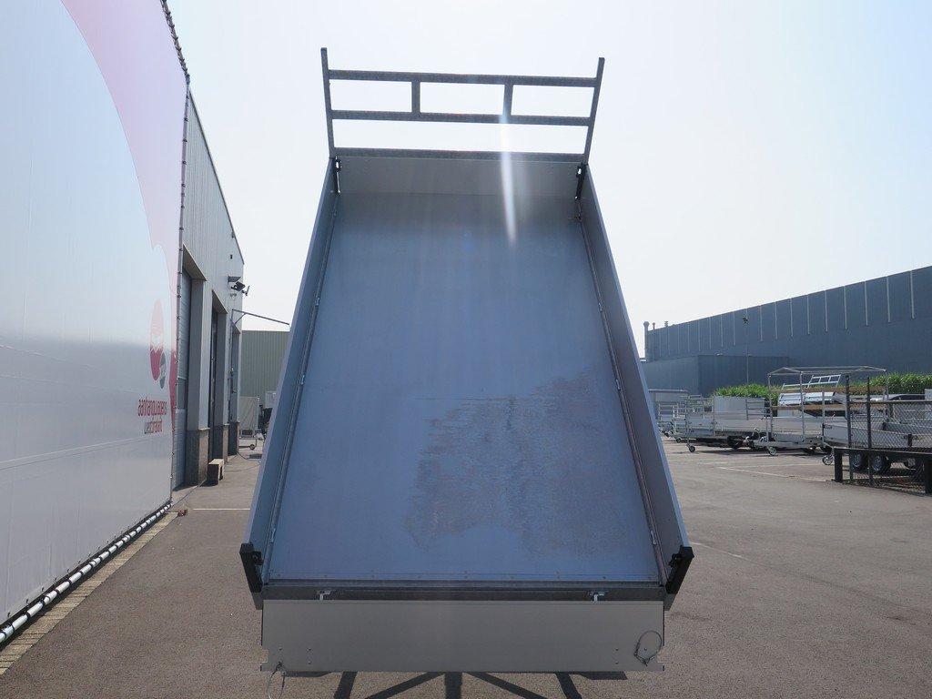 Proline kipper 331x185cm 2850kg Proline kipper 331x185cm 2700kg Aanhangwagens XXL West Brabant bak