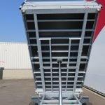 Proline kipper 331x185cm 2850kg Proline kipper 331x185cm 2700kg Aanhangwagens XXL West Brabant bodemondersteuning