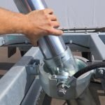 Proline kipper 331x185cm 2850kg Proline kipper 331x185cm 2700kg Aanhangwagens XXL West Brabant cilinder