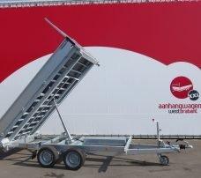 Proline kipper 331x185cm 2700kg Aanhangwagens XXL West Brabant hoofd Aanhangwagens XXL West Brabant