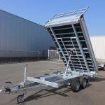 Proline kipper 331x185cm 2850kg Proline kipper 331x185cm 2700kg Aanhangwagens XXL West Brabant overzicht